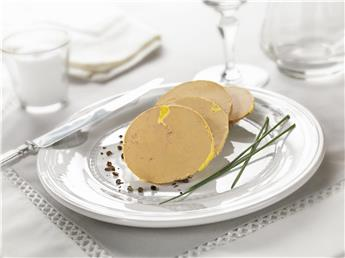 Whole Duck Foie Gras from the Périgord