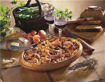 Cassoulet  with Duck Confit