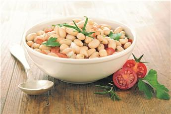Tarbais Beans Cooked with Goose Fat