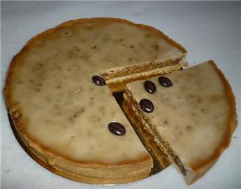 Cake with Nuts – 30% Nuts from Périgord