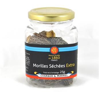 Extra Dried Morels